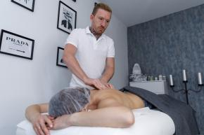 Lymphedrainage Massage